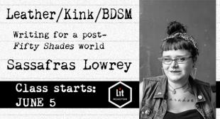 Leather/Kink/BDSM with Sassafras Lowrey
