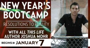 New Year's Bootcamp with Joshua Mohr