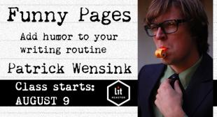 Funny Pages with Patrick Wensink