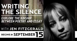 Writing the Silence with Jen Fitzgerald