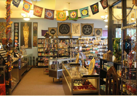 5 Spiritual Bookstores for Discovery and Enlightenment