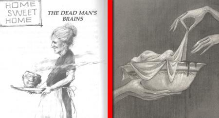 The 18 Most Egregious Art Replacements From 'Scary Stories to Tell