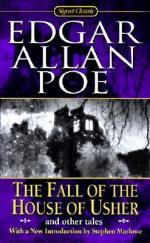 imagination and mental instability in the fall of the house of usher by edgar allan poe The house of usher by edgar allan poe  1 in the epigraph of the fall of the house of usher, poe quotes a  acute bodily illness—of a mental disorder which.