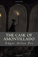 analysis about the cask of amontillado english literature essay Reading analysis paper the cask of amontillado  an accredited professor of english, concludes that the two are delusional of course if poe is using montresor to convey his thoughts, because this is indeed a soliloquy, then the accusations fall on them both  cask of amontillado essay surprising than we imagine, and the categories we.
