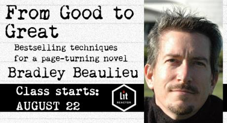 From Good to Great with Bradley Beaulieu