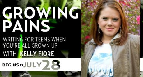 Growing Pains with Kelly Fiore