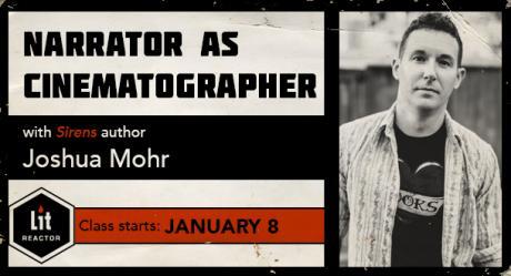 Narrator as Cinematographer