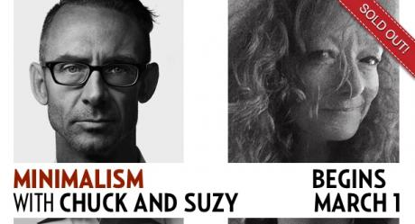 Minimalism with Chuck and Suzy