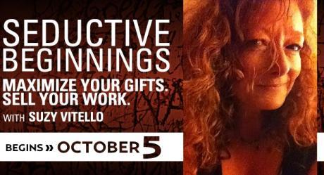 Seductive Beginnings with Suzy Vitello