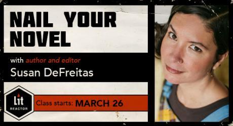 Nail Your Novel with Susan DeFreitas