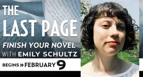 The Last Page with Emily Schultz