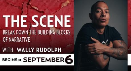 The Scene with Wally Rudolph