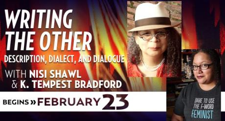 Writing the Other with Nisi Shawl and K. Tempest Bradford