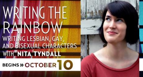 Writing the Rainbow with Nita Tyndall