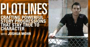 Plotlines with Joshua Mohr