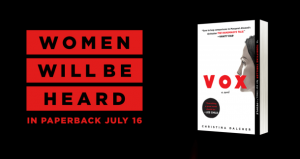 An Interview with VOX Author Christina Dalcher