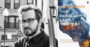 Nik Korpon, audiobooks, Sci-Fi