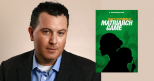 Cathartic Experience: A Conversation with Crime Writer Matt Fitzpatrick