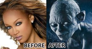Tyra Gollum