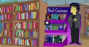 Gaiman on Simpsons