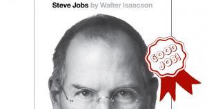 Steve Jobs bio tops Amazon's list of best-sellers for 2011