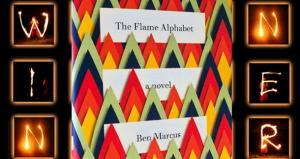 Flame Alphabet Giveaway