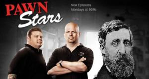 Guys from 'Pawn Stars' nearly make big literary score