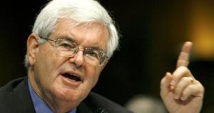 Newt Gingrich cut a respected scientist out of his latest book