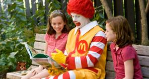Books With Happy Meals
