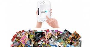 Wii U eBook Store