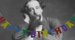 Happy 200th Birthday, Charles Dickens!