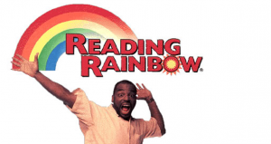 LeVar Burton gets Reading Rainbow Twitter