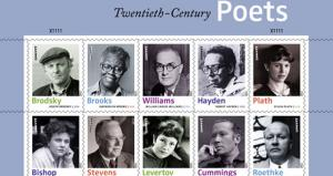 USPS poetry stamps