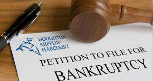 Houghton Mifflin Harcourt Files For Bankruptcy
