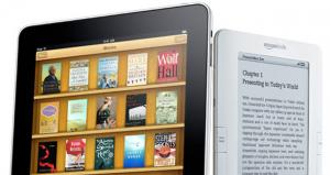 Target Dumps The Kindle for iPad