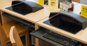 San Francisco Public Library Installs Porn Shields
