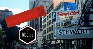 Meetup, News, Site, Wordstock