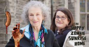 Margaret Atwood Naomi Alderman Zombie