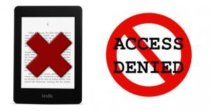 Amazon Wipes Kindle, Won't Explain Why