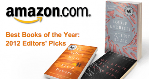 Amazon Announces Its Best Books of the Year 2012