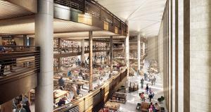 New York Public Library Renovation