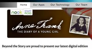Diary of Anne Frank Enhanced
