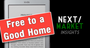 4.5 million eReaders became hand-me-downs in 2012