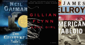 Page to Screen: Graveyard Book, Gone Girl, American Tabloid
