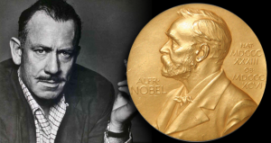 Controversy Over Steinbeck's Nobel Prize
