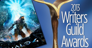WGA video game writing noms