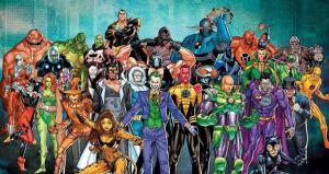 DC supervillains documentary