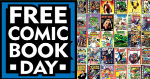 Record Number of Comics Ordered for 'Free Comic Book Day'