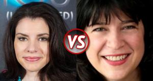 Stephenie Meyer vs EL James