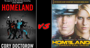 "Fox Censors Cory Doctorow's ""Homeland"" on Google"